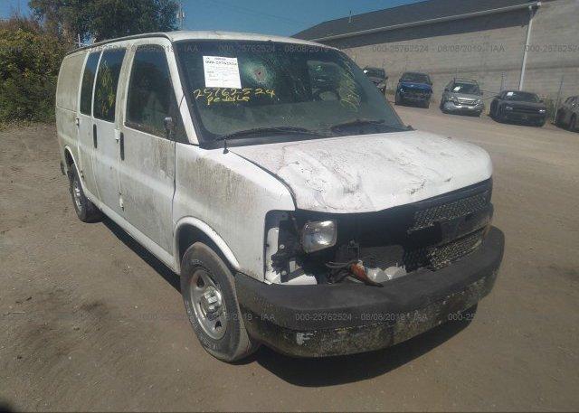 Inventory #412005539 2003 Chevrolet EXPRESS G1500