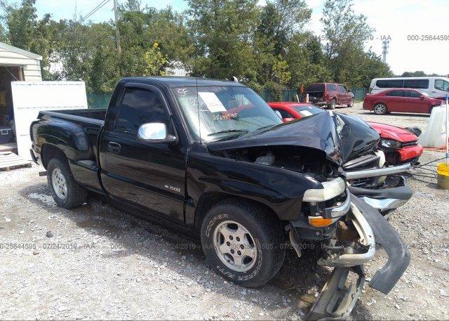 Inventory #943754356 2000 Chevrolet SILVERADO