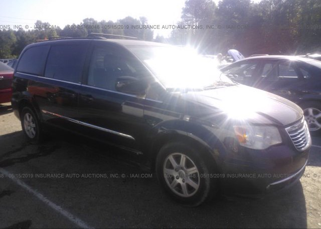 Inventory #883092137 2012 Chrysler TOWN & COUNTRY