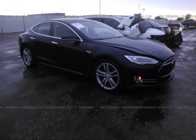Inventory #410155870 2014 Tesla MODEL S
