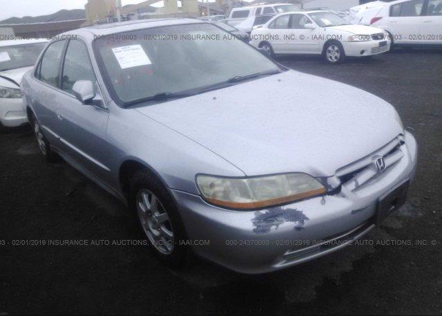 Inventory #265262378 2002 Honda ACCORD
