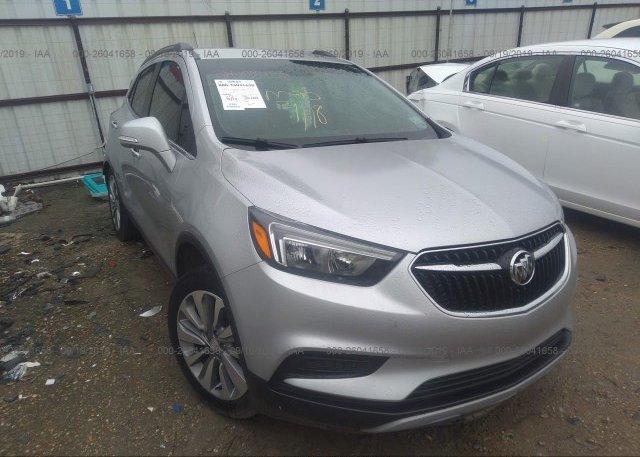 Inventory #231732305 2018 Buick ENCORE
