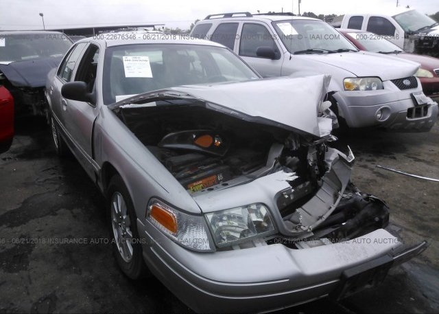 Inventory #408635400 2008 FORD CROWN VICTORIA