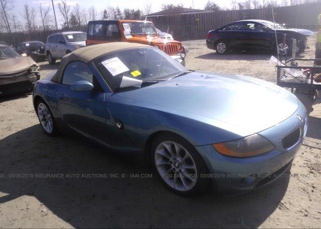 Inventory #517636324 2003 BMW Z4
