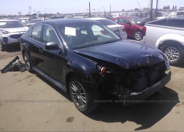 Inventory #212424182 2011 Subaru LEGACY