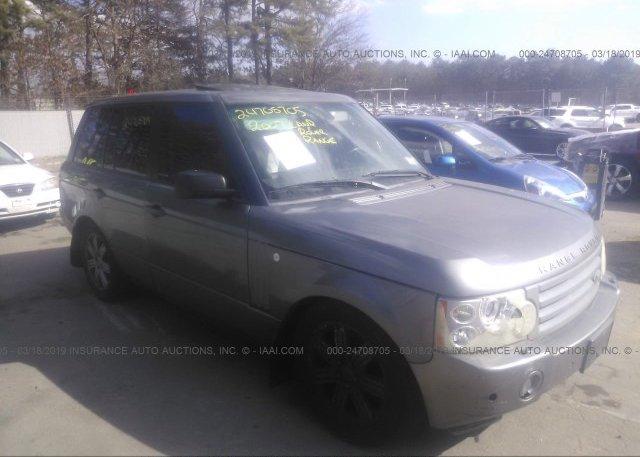Inventory #434440459 2007 Land Rover RANGE ROVER