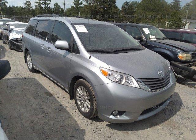 Inventory #447052935 2012 Toyota SIENNA