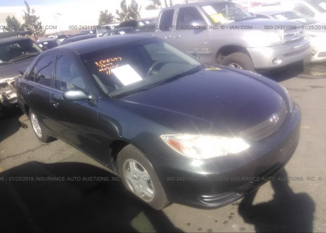 Inventory #365343678 2002 Toyota CAMRY