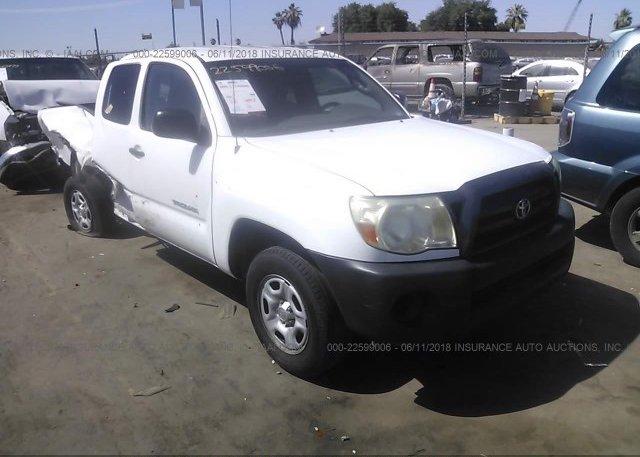 Inventory #662553050 2005 Toyota TACOMA