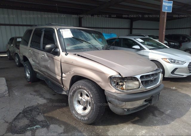 Inventory #263486240 1998 FORD EXPLORER