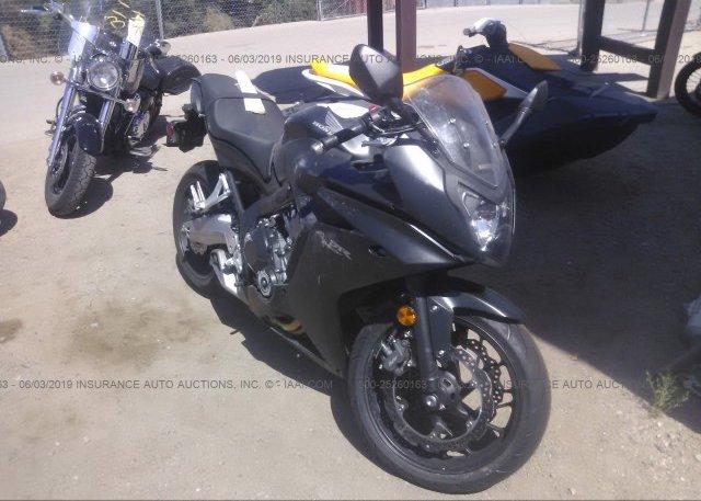 Inventory #355582972 2014 Honda CBR650