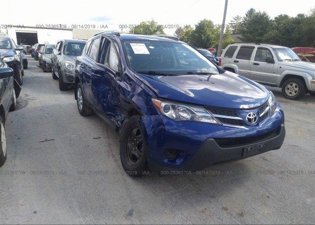 Inventory #205650567 2015 Toyota RAV4