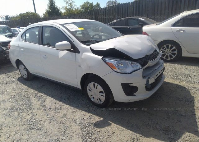 Inventory #549841684 2019 MITSUBISHI MIRAGE