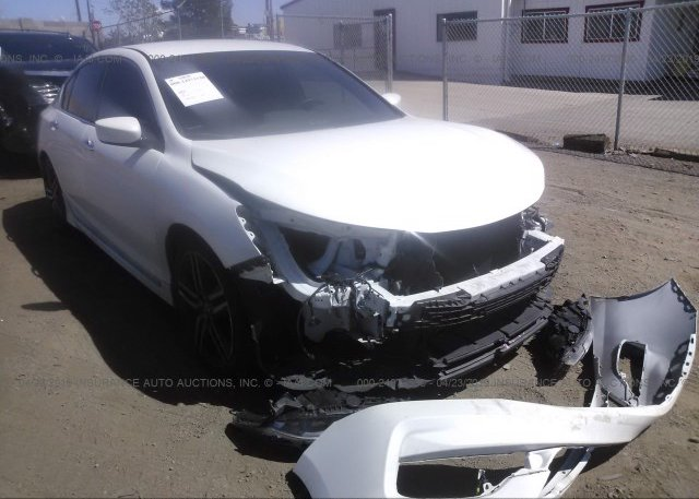Inventory #865561217 2016 Honda ACCORD