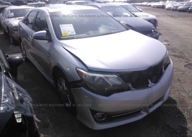 Inventory #828039082 2012 Toyota CAMRY