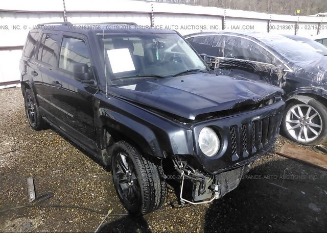 Inventory #606046507 2015 JEEP PATRIOT