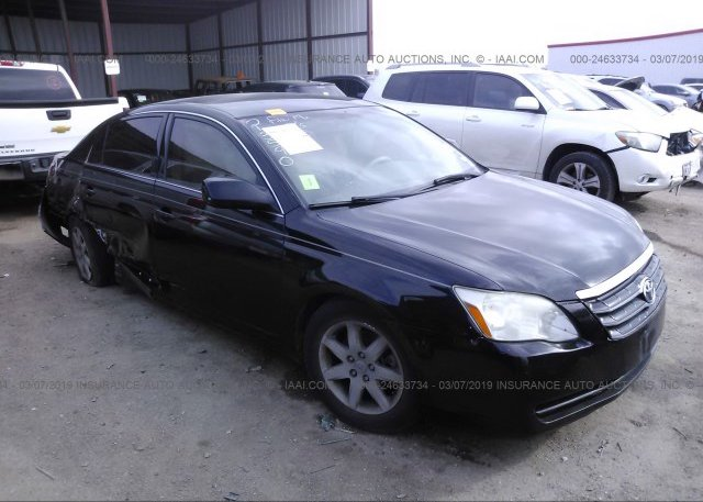 Inventory #815592807 2007 Toyota AVALON