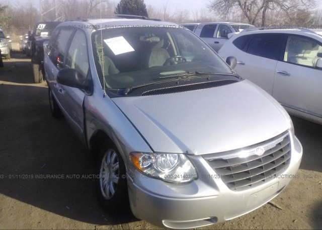 Inventory #122988682 2006 Chrysler TOWN & COUNTRY