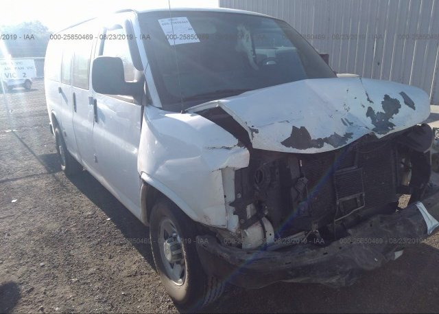 Inventory #198273702 2011 Chevrolet EXPRESS G2500