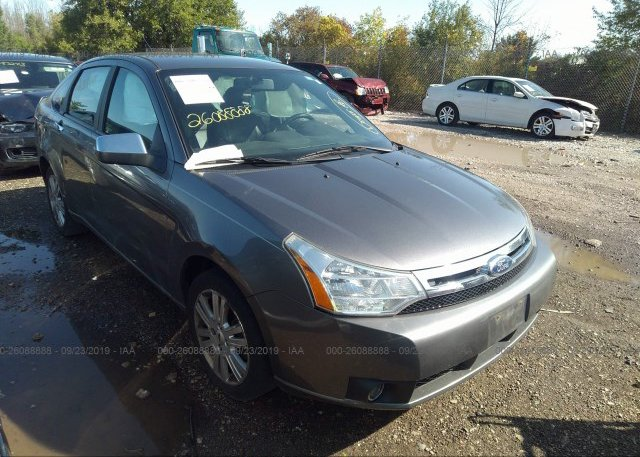 Inventory #647192556 2010 FORD FOCUS