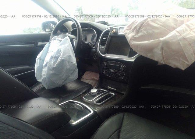 пригнать из сша 2016 Chrysler 300 2C3CCAEG8GH298954