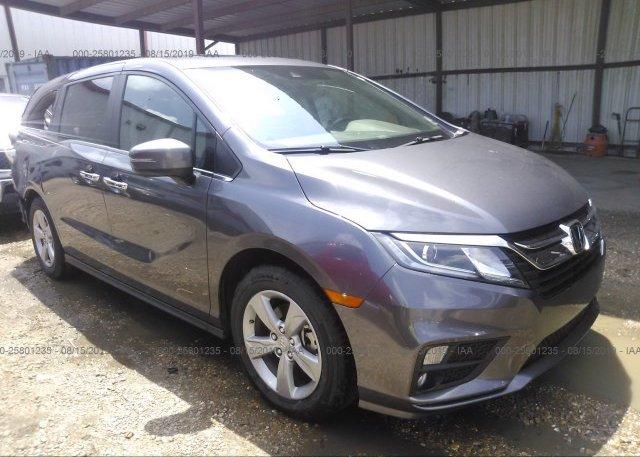Inventory #666254638 2018 Honda ODYSSEY