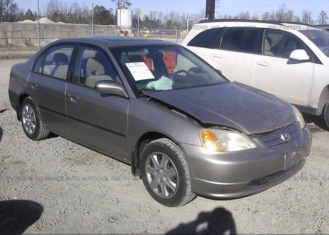 Inventory #440584824 2003 Honda CIVIC