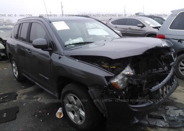 Inventory #568624129 2016 JEEP COMPASS