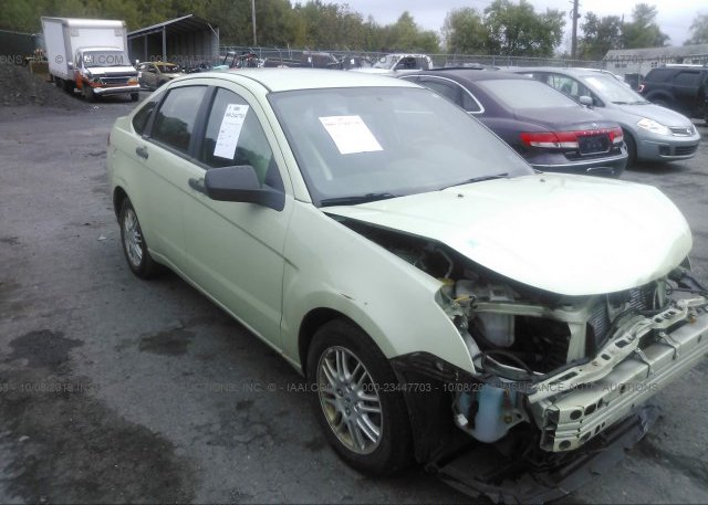 Inventory #709459922 2011 FORD FOCUS