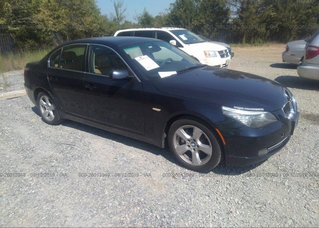 Inventory #386018442 2008 BMW 535
