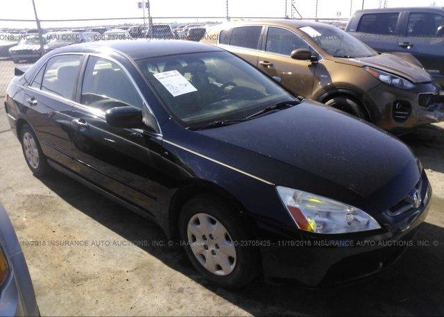 Inventory #629634735 2004 Honda ACCORD