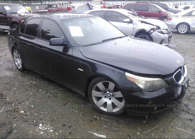 Inventory #286030223 2006 BMW 530