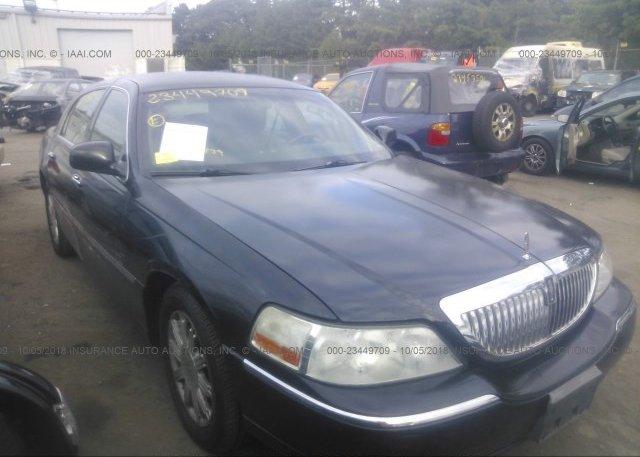 2lnbl8cv2bx752837 Mv 907a Black Lincoln Town Car At Medford Ny On