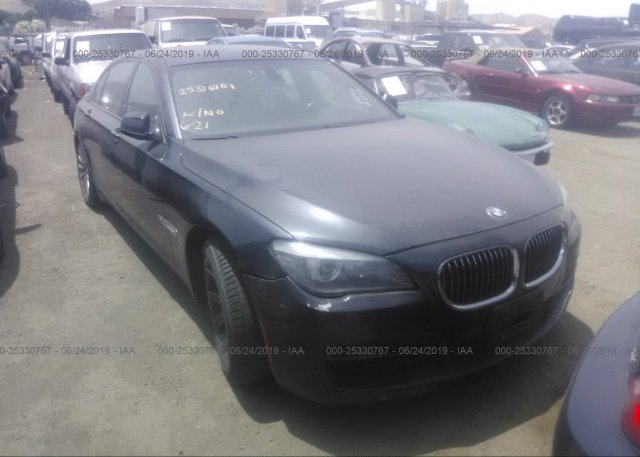 Inventory #546278203 2011 BMW 750