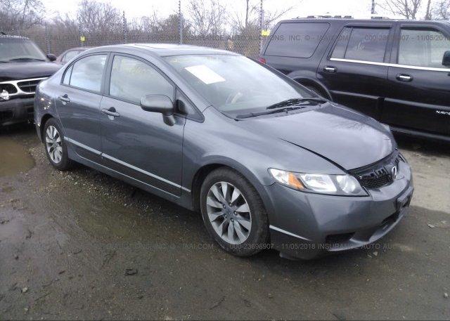 Inventory #913113276 2009 Honda CIVIC
