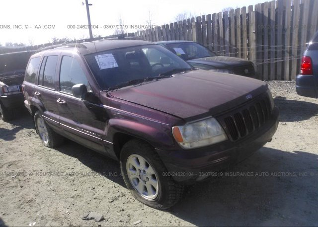 Inventory #816813458 2000 JEEP GRAND CHEROKEE