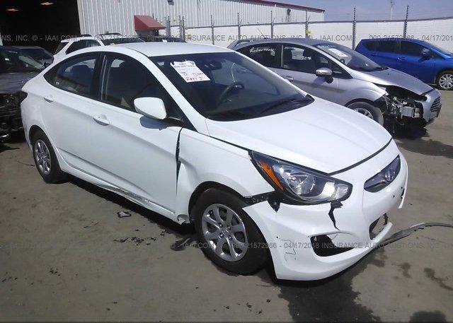 Inventory #225203032 2014 Hyundai ACCENT