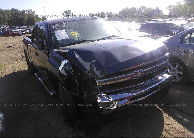 Inventory #402171825 2011 Chevrolet SILVERADO