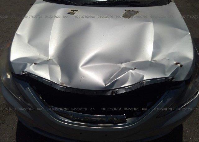 5NPEC4AC0CH391283 2012 Hyundai SONATA