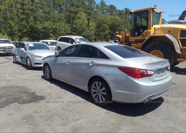 купить 2012 Hyundai SONATA 5NPEC4AC0CH391283