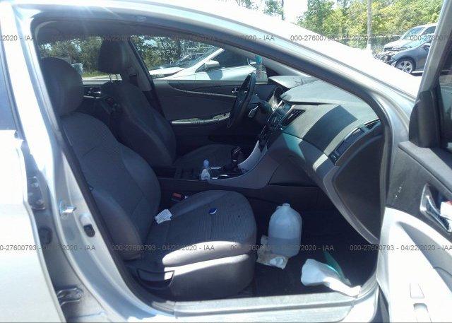 пригнать из сша 2012 Hyundai SONATA 5NPEC4AC0CH391283