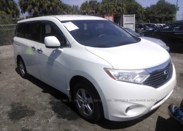 Inventory #644423052 2013 Nissan QUEST