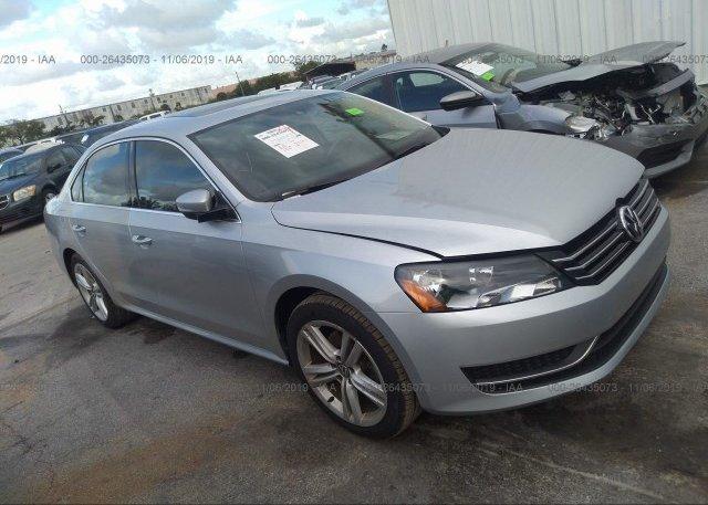 Inventory #319388305 2014 Volkswagen PASSAT