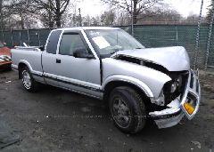 1995 Chevrolet S TRUCK