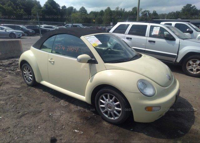 Inventory #499478460 2004 Volkswagen NEW BEETLE