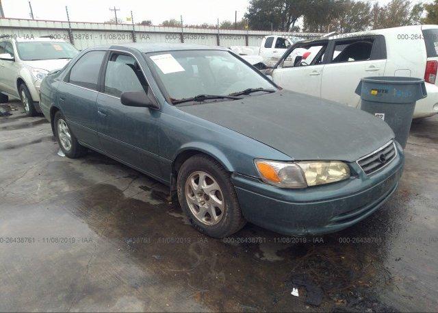 Inventory #159666694 2001 Toyota CAMRY
