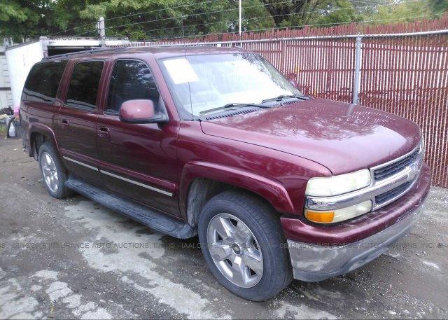 Inventory #531164570 2002 Chevrolet SUBURBAN