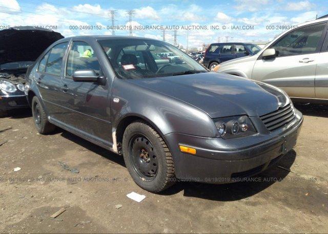 Inventory #841280808 2003 Volkswagen JETTA