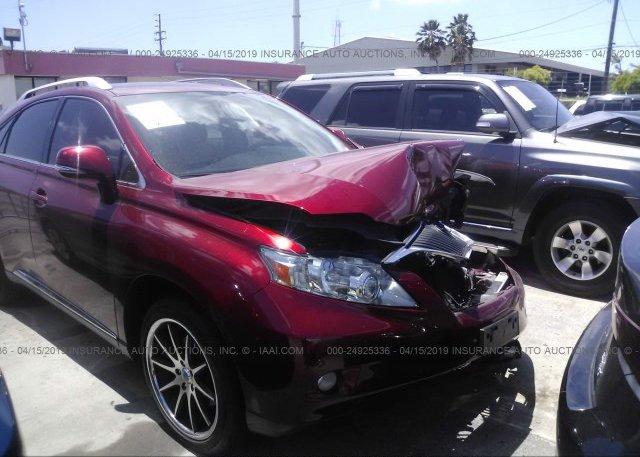 Inventory #488040633 2011 Lexus RX
