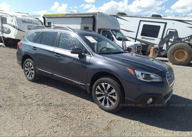 Inventory #389749181 2017 Subaru OUTBACK